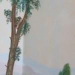 Panoramique Un arbre