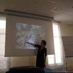 Conférence de Nicole Thuillier sur l'histoire du costume